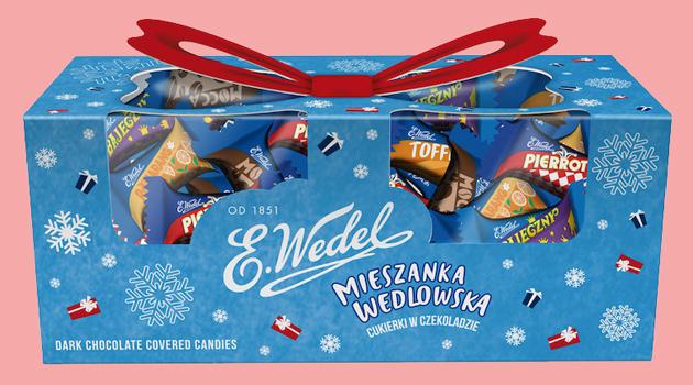 Słodycze Wedla dla ratowników i wolontariuszy
