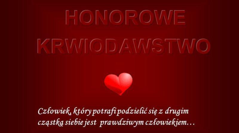 Dni Honorowego Krwiodawstwa