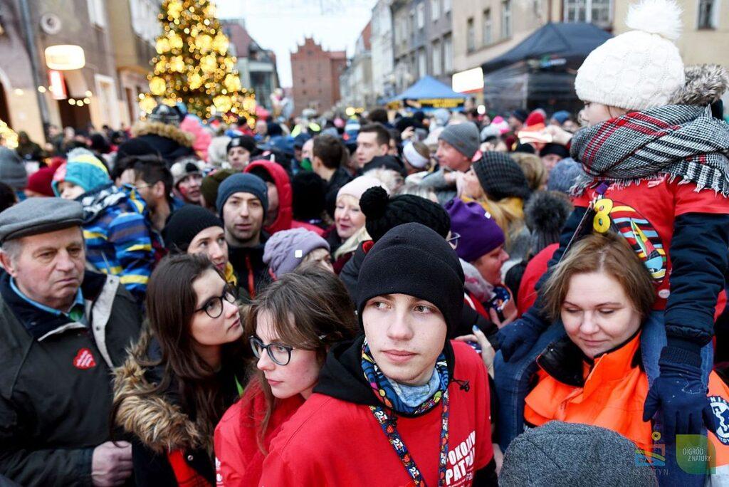 Zachęcamy do poczytania w Serwisie Urzędu Miasta Olsztyna o zbliżającym się 29 Finale WOŚP oraz o Sztabie WOŚP przy WM OO PCK