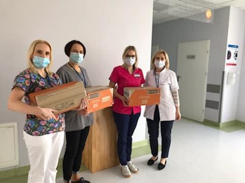 Akcja Donacja w Szpitalu Dziecięcym w Olsztynie